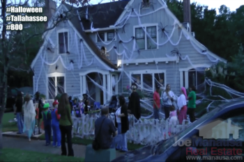 Is Your Tallahassee House Haunted?