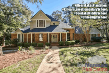 Killearn Lakes Plantation Listings And Housing Report November 2016