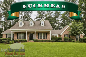 Buckhead Listings And Home Sales Report November 2016
