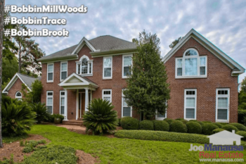 Listings And Home Sales Report For Bobbin Mill Woods, Bobbin Trace, and Bobbin Brook February 2017