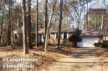 28 Large Homes For Sale In Northwest Tallahassee That Offer More BANG For The BUCK