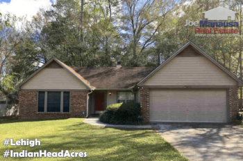 Indian Head Acres And Lehigh Listings And Housing Report May 2017