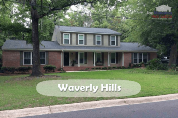 Waverly Hills Listings And Real Estate Sales Report June 2017