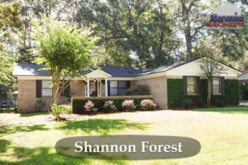 Shannon Forest Listings & Home Sales Report July 2017