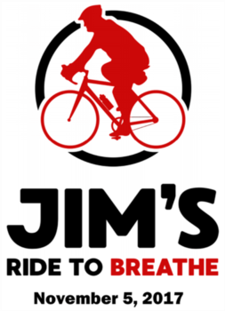 Jim's Ride To Breathe - In Memory Of A Most Influential Man