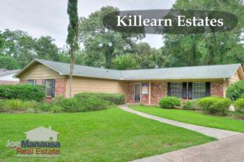 Killearn Estates Listings & Real Estate Report August 2017