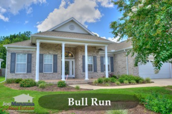 Bull Run Listings And Housing Report For August 2017