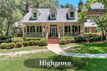 Highgrove Listings And Home Sales Report August 2017