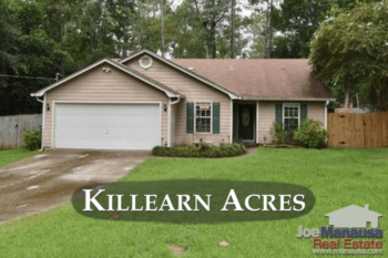 10 Exciting Homes For Sale In Killearn Acres August 2017