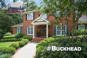 Buckhead Listings And Housing Report September 2017