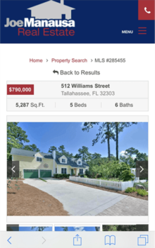 The Best Tallahassee Real Estate Website Is Getting Better