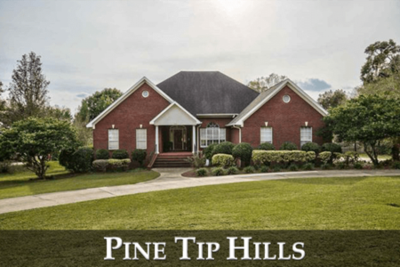 Pine Tip Hills Listings & Home Sales Report November 2017