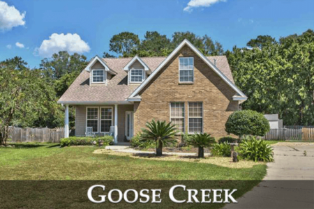 Goose Creek Listings & Housing Report November 2017