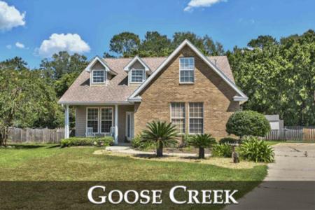 Goose Creek Listings & Housing Report November 2017