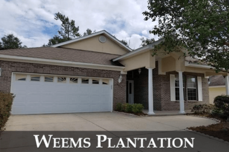 Weems Plantation Listings And Sales Report November 2017