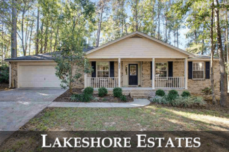 Lakeshore Estates Listings And Sales Report December 2017