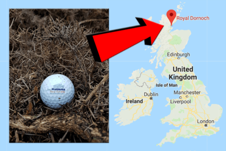 Is It Real Estate Marketing Or Just Bad Golf?