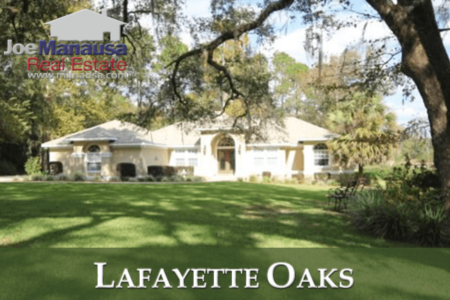 Lafayette Oaks Listings And Home Sales Report December 2017