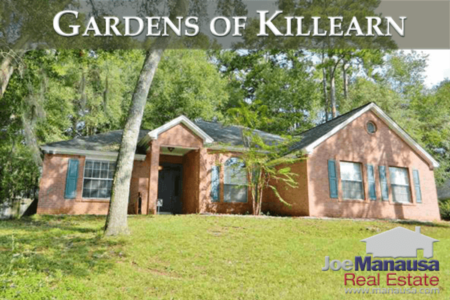 Gardens Of Killearn Listings And Home Sales Report December 2017