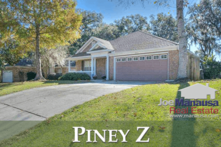 Piney Z Listings and Real Estate Sales Report January 2018