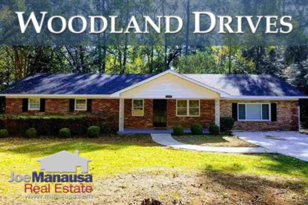 Woodland Drives Listings And Home Sales Report January 2018