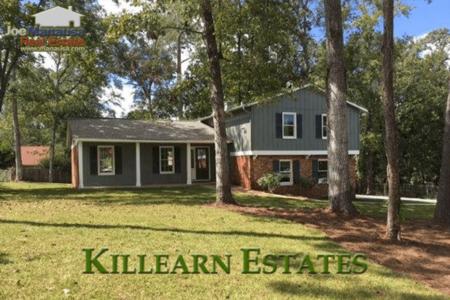 Killearn Estates Listings & Real Estate Sales Report February 2018