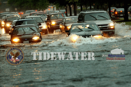 VETERANS WARNING: The VA Appraiser Has Issued TIDEWATER For Your Home