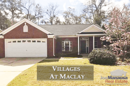 Villages At Maclay Home Listings And Sales Report February 2018