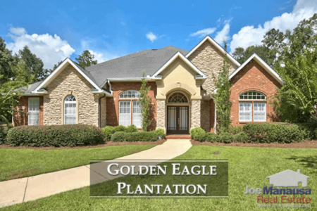 Golden Eagle Plantation Home Listings & Sales Report February 2018