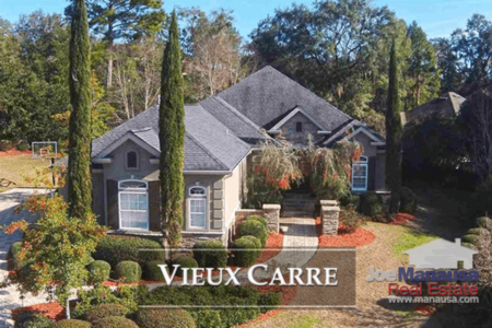 Vieux Carre Home Listings & Sales Report March 2018