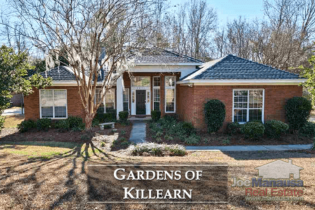 Gardens Of Killearn Listings And Sales Report March 2018