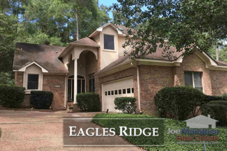 Eagles Ridge Listings & Home Sales Report April 2018