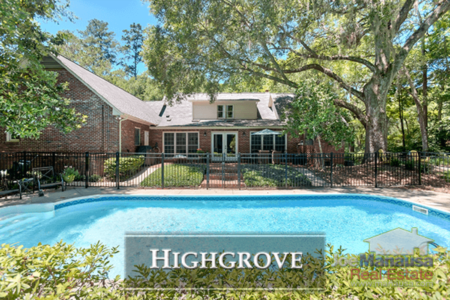 Highgrove Listings And Housing Report Report April 2018
