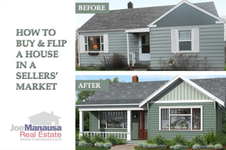 How To Buy And Flip A House In A Seller's Market