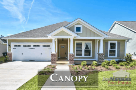 Canopy Listings And Home Sales Report April 2018