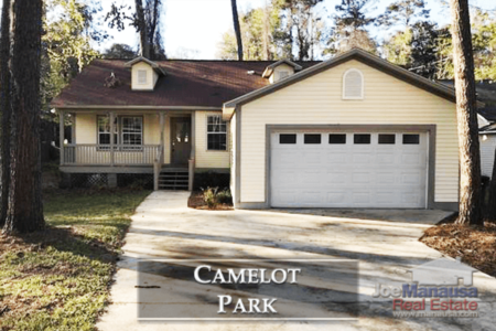 Camelot Park Listings And Sales Report April 2018