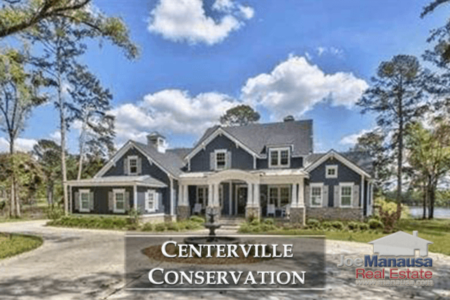 Centerville Conservation Listings And Home Sales Report May 2018