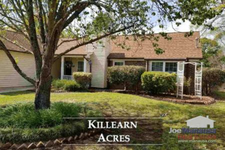 Killearn Acres Listings And Housing Report May 2018
