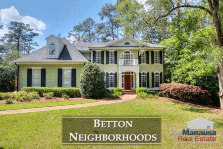 Betton Real Estate Listings & Report May 2018