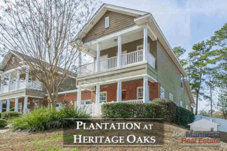 Plantation At Heritage Oaks Listings & Housing Report May 2018