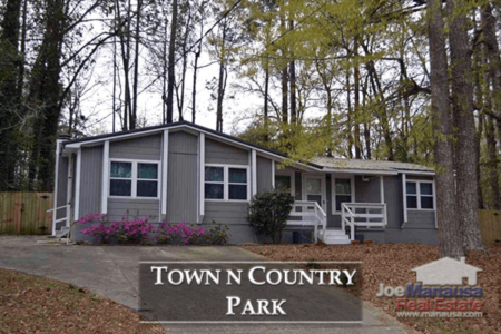 Town N Country Park Listings And Home Sales Report June 2018