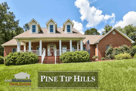 Pine Tip Hills Listings and Housing Report June 2018