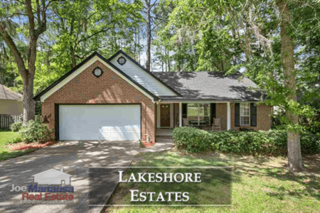 Lakeshore Estates Home Listings And Home Sales Report June 2018