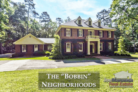 Bobbin Trace, Bobbin Brook, and Bobbin Mill Woods Listings And Sales Report June 2018