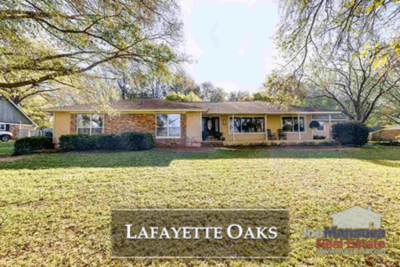 Lafayette Oaks Listings And Sales Report June 2018