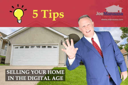 5 Tips For Selling Your Home In The Digital Age