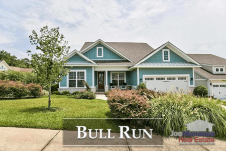 Bull Run Listings And Home Sales Report For August 2018
