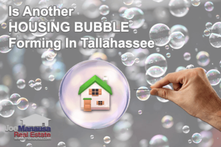 Is Another HOUSING BUBBLE Forming In Tallahassee?