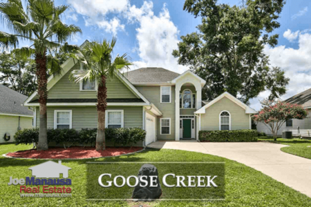 Goose Creek Listings And Real Estate Report September 2018