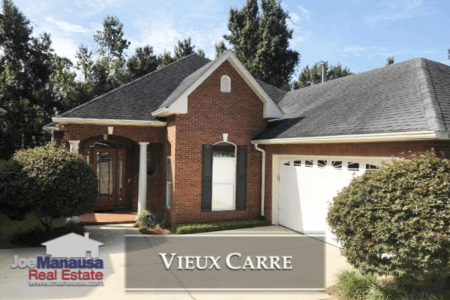 Vieux Carre Listings And Sales Report September 2018